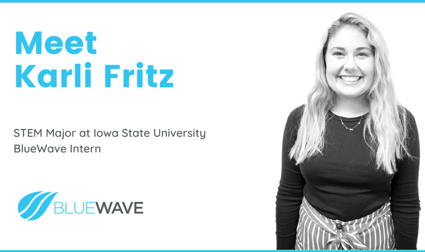 Meet Karli Fritz, STEM Major and BlueWave Intern
