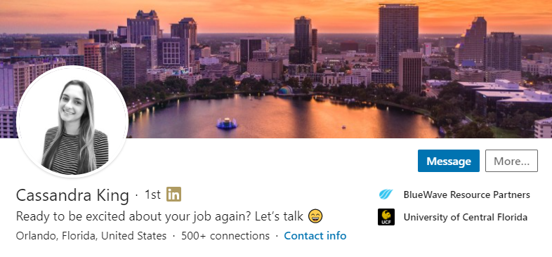 Recruiting Manager LinkedIn